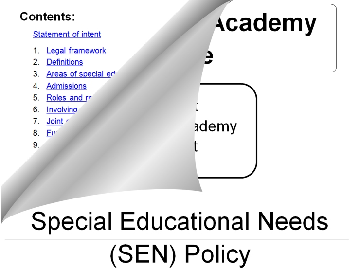 The Special Educational Needs (Personal Budgets) Regulations 2014